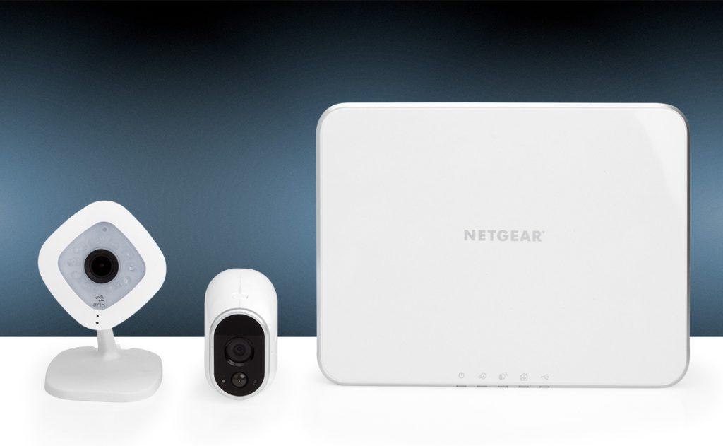 Mobile Kabellose Kamera Arlo von Netgear
