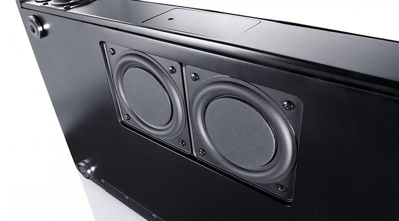 Sounddeck Canton DM 55 eine platzsparende Audiolösung