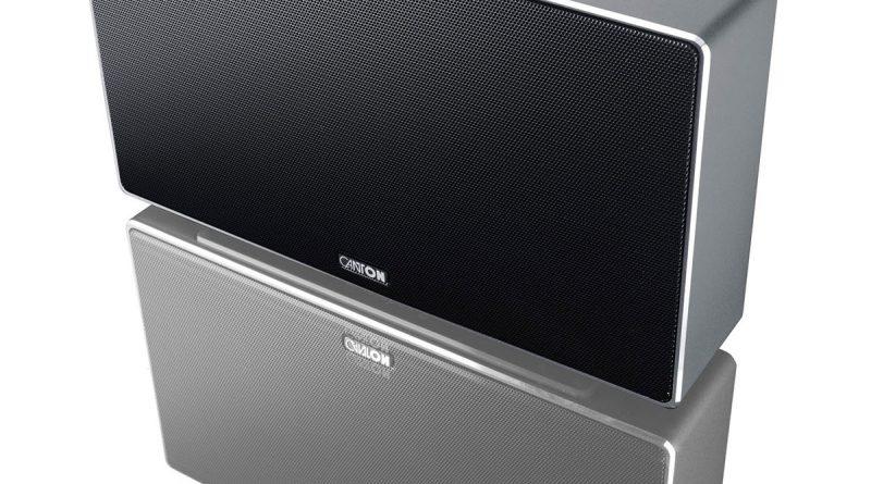 Canton Musicbox S Tragbarer Bluetooth-Lautsprecher