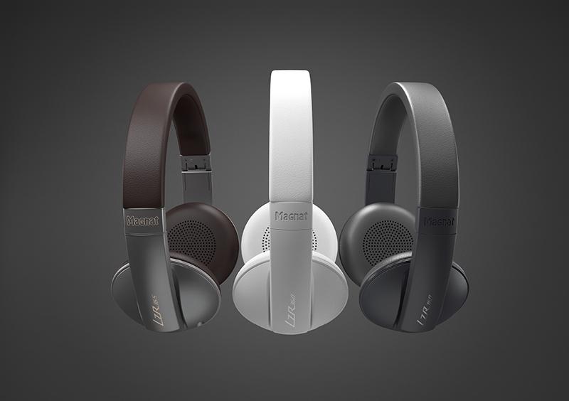 Magnat LZR 760/765 Kopfhörer mit Smartphone-Steuerung