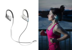 Panasonic Wings RP-BTS50 Bluetooth In Ear-Sportkopfhörer