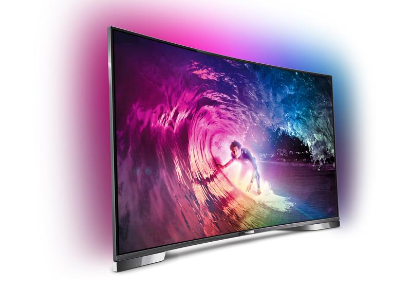 Philips 55PUS8909C UHD 4K LCD-Fernseher