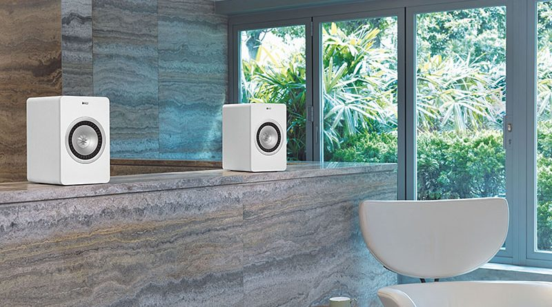 KEF X300A Wireless Funklautsprecher