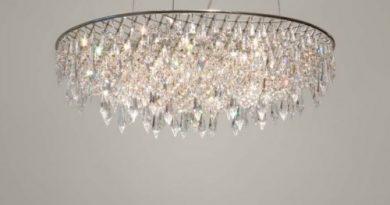 Anthologie Quartett Crystal Rain Leuchten Serie
