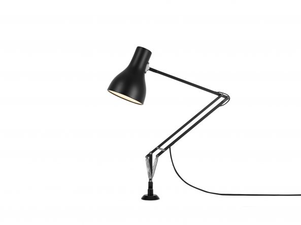 Anglepoise Type 75 Lamp with Desk Insert