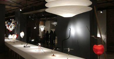 Ingo Maurer Floatation Leuchten Serie