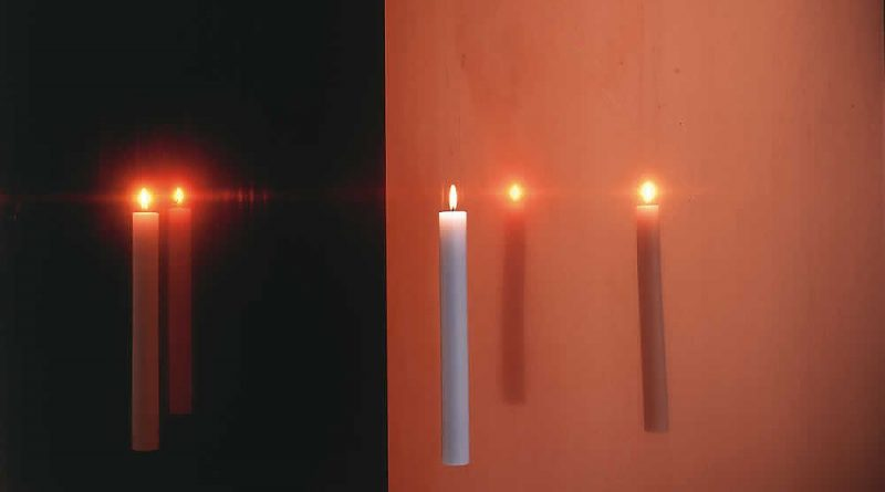 Ingo Maurer Fly Candle Fly Leuchten Serie