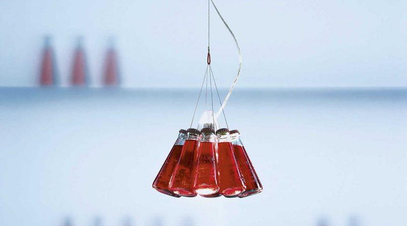 Ingo Maurer Campari Light Leuchten Serie