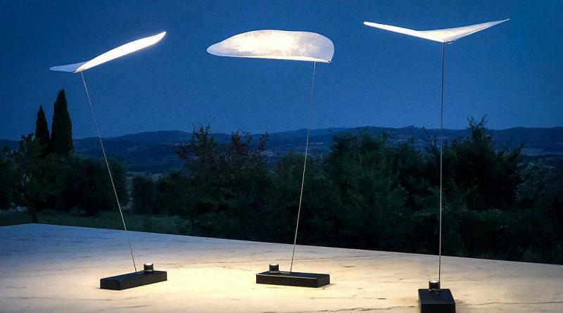 Ingo Maurer Koyoo Leuchten Serie