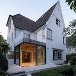 Einzigartige Lichtlösung in historischer Villa, Hamburg