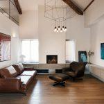 Designer statten renoviertes römisches Penthouse mit Vibia Beleuchtung aus