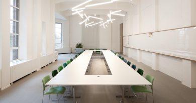 Neue Leuchten von Vibia einem Leuchtenhersteller aus Barcelona