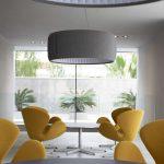 Luceplan Leuchten im Rahmen des Innenarchitekturprojekts von Monica Armani
