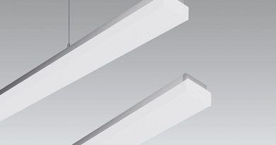 Regent Lighting präsentiert die Büroleuchte Purelite Slim