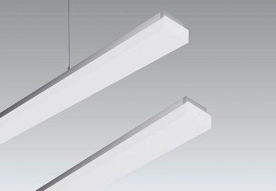Regent Lighting präsentiert die Büroleuchte Purelight Slim