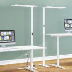 Regent Lighting präsentiert die Büroleuchte Lightpad