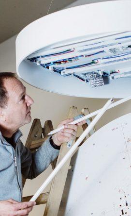 Vorhandene Beleuchtungsanlage auf LED Technik umrüsten