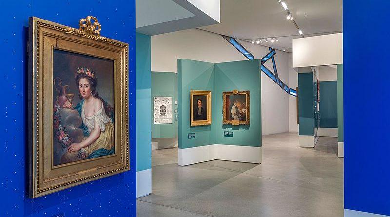 Licht für die neue Daueraustellung im Jüdischen Museum Berlin