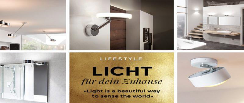 Licht als wesentliches Gestaltungselement für Innen- und Außenbereiche