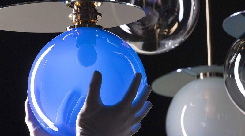 Die Beleuchtungskollektion Umbra aus der Glasmacherei Bomma
