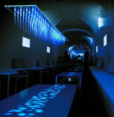 """Leuchten für das Gastgewerbe hier mit """"Wow Effekt"""""""