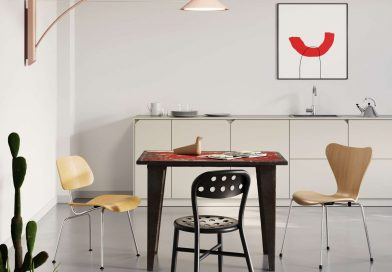 The Flyer lamp by the Italian manufacturer Prandina