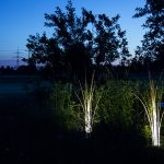 Wie leuchtendes Gras das ist die Munich Reeds von Lichtlauf