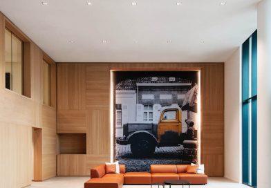 Aertssen Logistics – Discreet Lighting